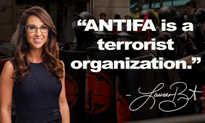 ANTIFA is a terrorist organization