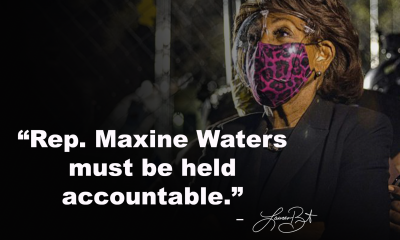 Rep. Maxine Waters must be held accountable